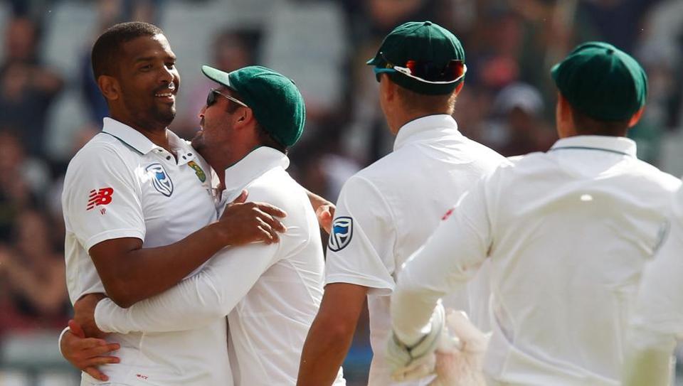 INDvSA: वर्नन फिलेंडर ने टीम इंडिया को दी चुनौती कहा, सीनियर खिलाड़ियों के अनुभव से भारत को देना चाहेंगे मात 9
