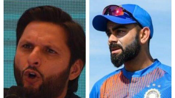 रिकॉर्ड तोड़ मैच जीताऊ पारी खेलने पर आईसीसी ने किया विराट कोहली की तारीफ, तो अफरीदी ने कह दी ये बात 2
