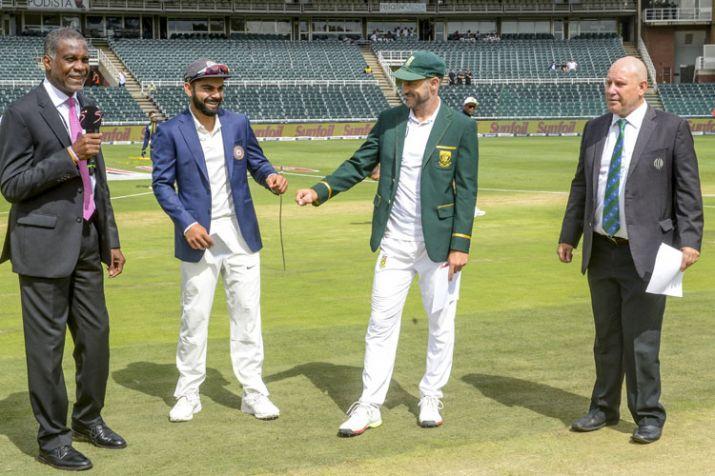 भारत बनाम दक्षिण अफ्रीका पका पहला टेस्ट चढ़ सकता है बारिश की भेंट, इतने दिन होगी वर्षा 1