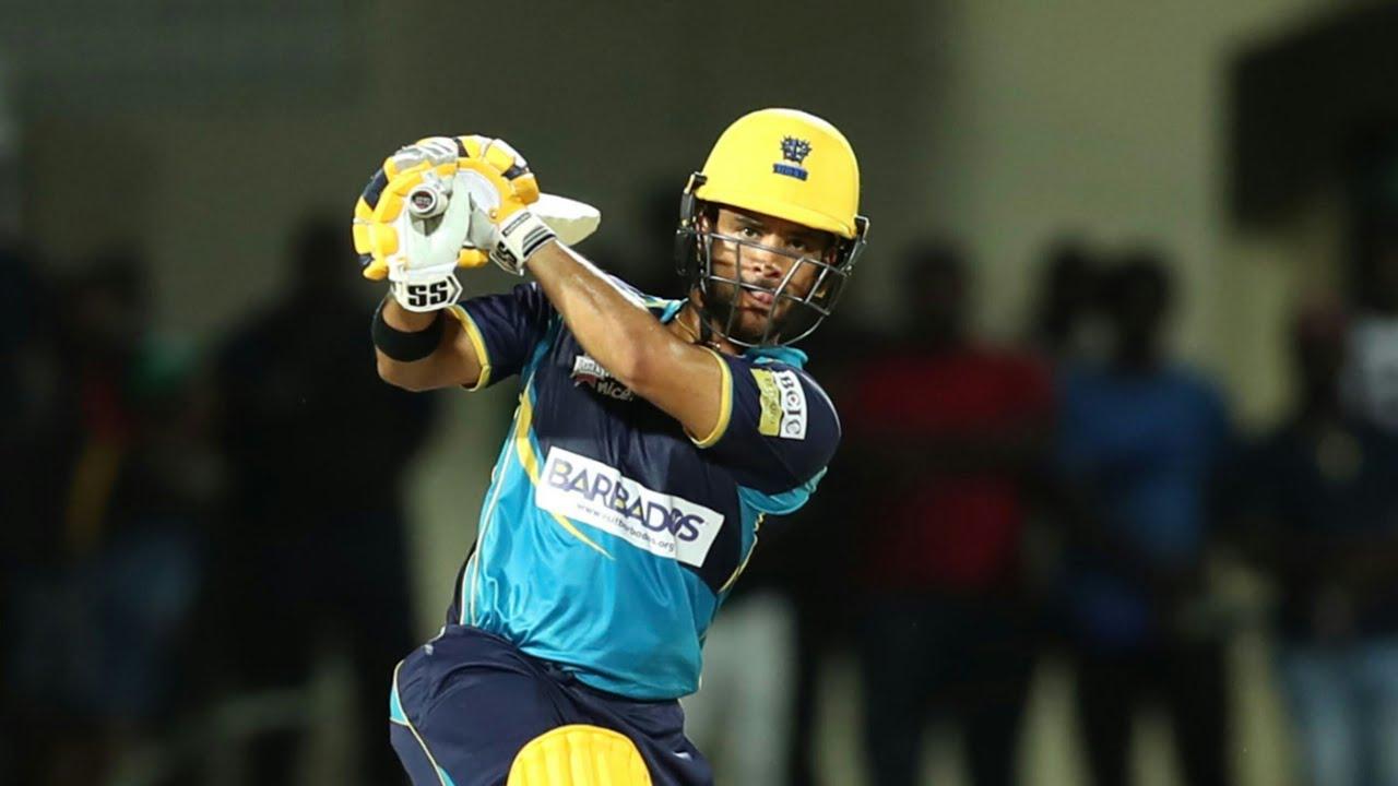 जेपी डुमिनी ने कैरेबियन प्रीमियर लीग में मात्र 20 गेंदों में 65 रनों की पारी खेली बनाया रिकॉर्ड 10
