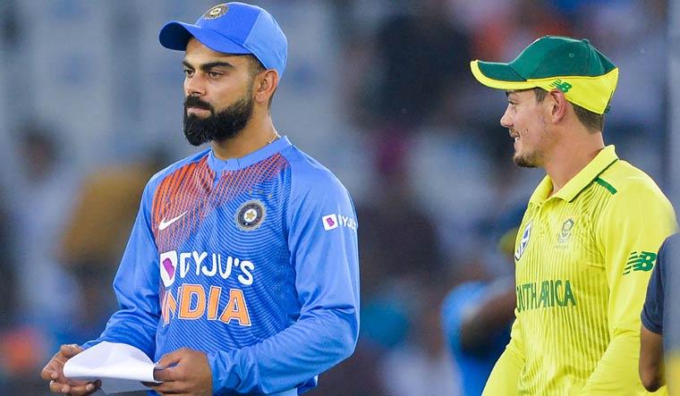 भारत-दक्षिण अफ्रीका के बीच तीसरे टी-20 मैच में ऐसी हो सकती है दोनों संभावित टीमें, तो जाने कैसा रहेगा मौसम और मैदान का हाल 5