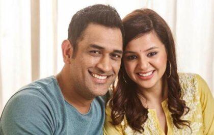 महेंद्र सिंह धोनी की पत्नी साक्षी धोनी ने बताया लॉकडाउन के बाद क्या है दिग्गज खिलाड़ी की योजना 4