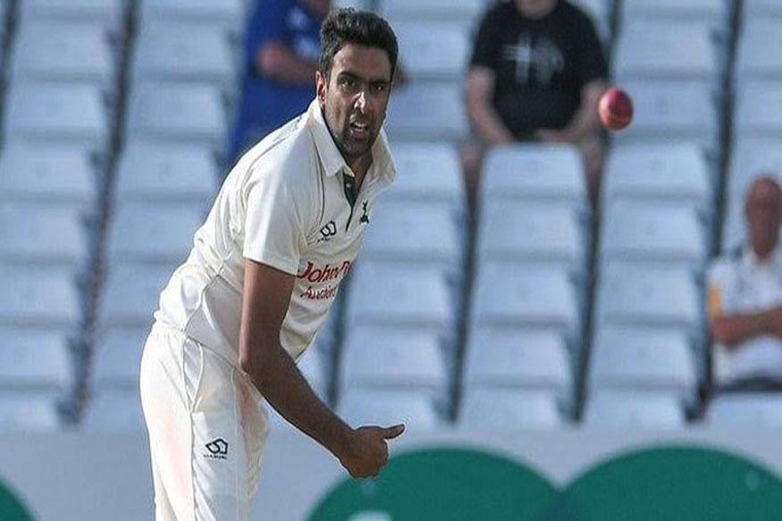 टीम इंडिया से बाहर किये जाने के बाद इंग्लैंड में अश्विन का धमाल, लिए 9 विकेट जड़ा अर्द्धशतक 2