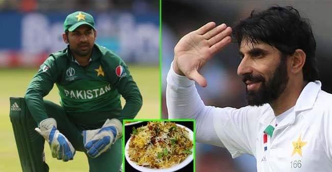पाकिस्तान के खिलाड़ियों को नहीं मिलेगा खाने को अब बिरयानी, मिठाई और पिज्जा, बर्गर 3