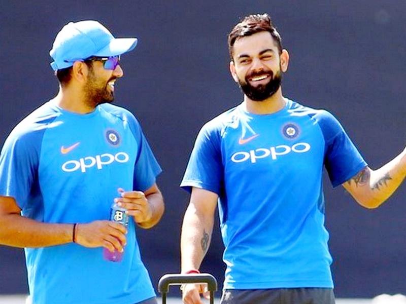WATCH: भारतीय फैंस के लिए बुरी खबर, विराट कोहली टी-20 मैच के दौरान हुए चोटिल 4