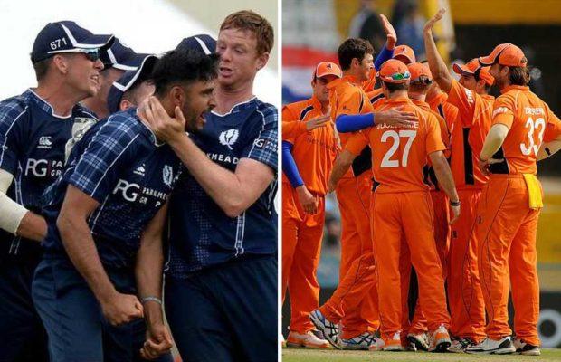 SCO vs NED : ट्राई सीरीज के पांचवे मुकाबले में स्कॉटलैंड ने नीदरलैंड को 6 विकेट से हराया