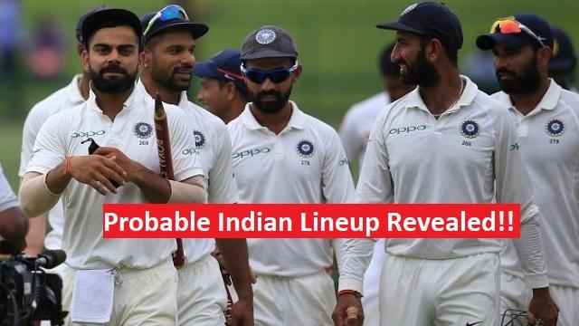 साउथ अफ्रीका के खिलाफ 15 सदस्यीय भारतीय टीम, के एल राहुल की जगह इन्हें मौका 16