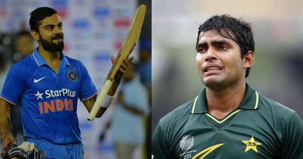 अपने और विराट कोहली की तुलना पर उमर अकमल ने दिया विवादित बयान, पीसीबी को ठहराया जिम्मेदार 1