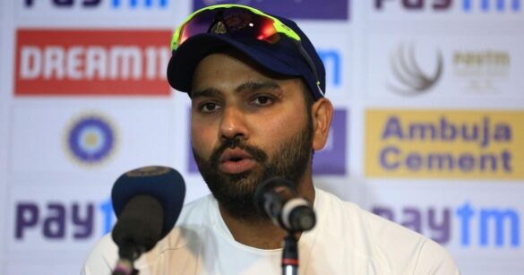 रोहित शर्मा ने कहा रिद्धिमान साहा खुद तैयार कर रहे अपना उत्तराधिकारी, ये खिलाड़ी लेगा उनकी जगह 1