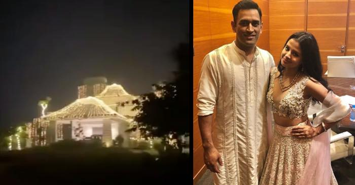 WATCH : दिवाली के मौके पर महेंद्र सिंह धोनी के घर की सजावट का वीडियो आया सामने 1