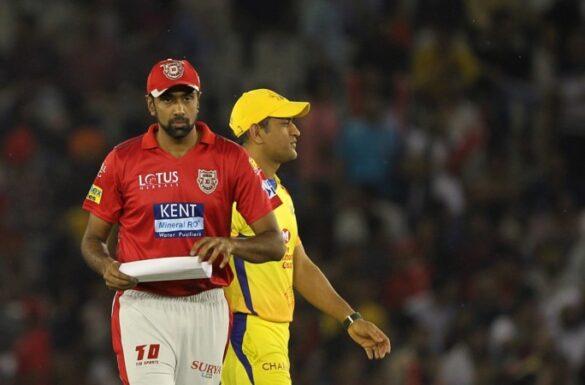 अनिल कुंबले के रोकने के बाद भी किंग्स इलेवन पंजाब छोड़ अब इस टीम से खेलने को तैयार हुए रविचन्द्रन अश्विन 11