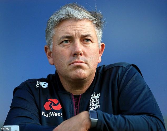 इंग्लैंड की टीम में क्रिस सिल्वरवुड को चुना गया नया कोच एलेक्स हेल्स को हो सकता है फायदा 1