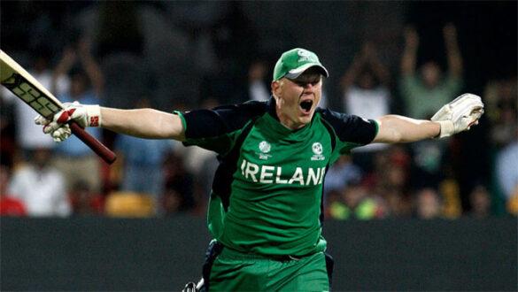 आयरलैंड के केविन ओ ब्रायन ने टी-20 में जड़ा तूफानी शतक, बना डाले कई रिकॉर्ड 11