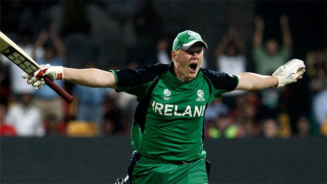 आयरलैंड के केविन ओ ब्रायन ने टी-20 में जड़ा तूफानी शतक, बना डाले कई रिकॉर्ड 10