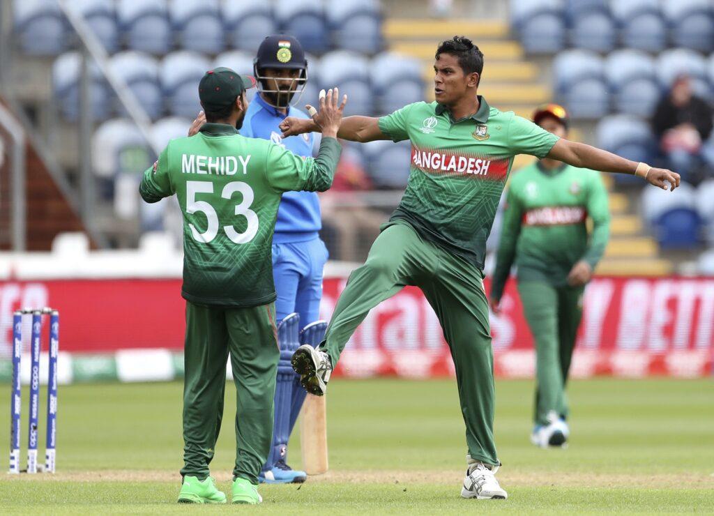 भारतीय के खिलाफ टी-20 से पहले बांग्लादेश का महत्वपूर्ण ऑलराउंडर चोटिल, सीरीज से बाहर होना तय 2