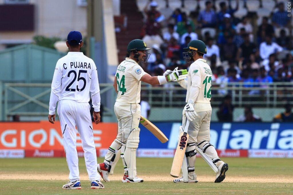भारत में भारत के खिलाफ खेलना है काफी मुश्किल: डीन एल्गर 5