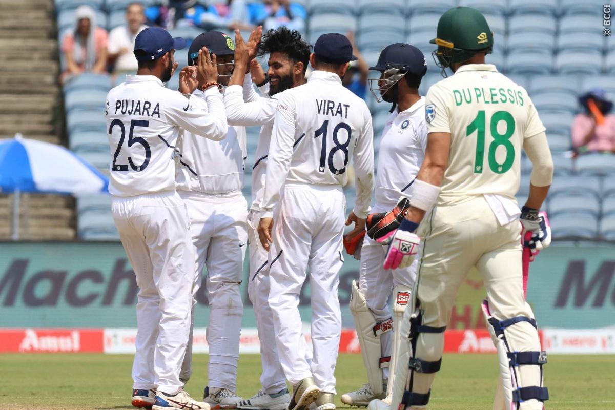 IND vs SA: 2nd Test: STATS: 275 रनों पर सिमटी दक्षिण अफ्रीका की टीम, आर अश्विन के नाम दर्ज हुआ एक नायाब कीर्तिमान 8