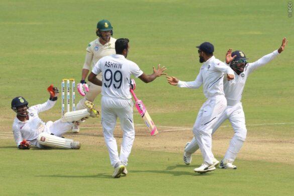 IND vs  SA : दूसरे टेस्ट में जीत की दहलीज पर भारतीय टीम, लंच तक साउथ अफ्रीका 74/4 रन 15
