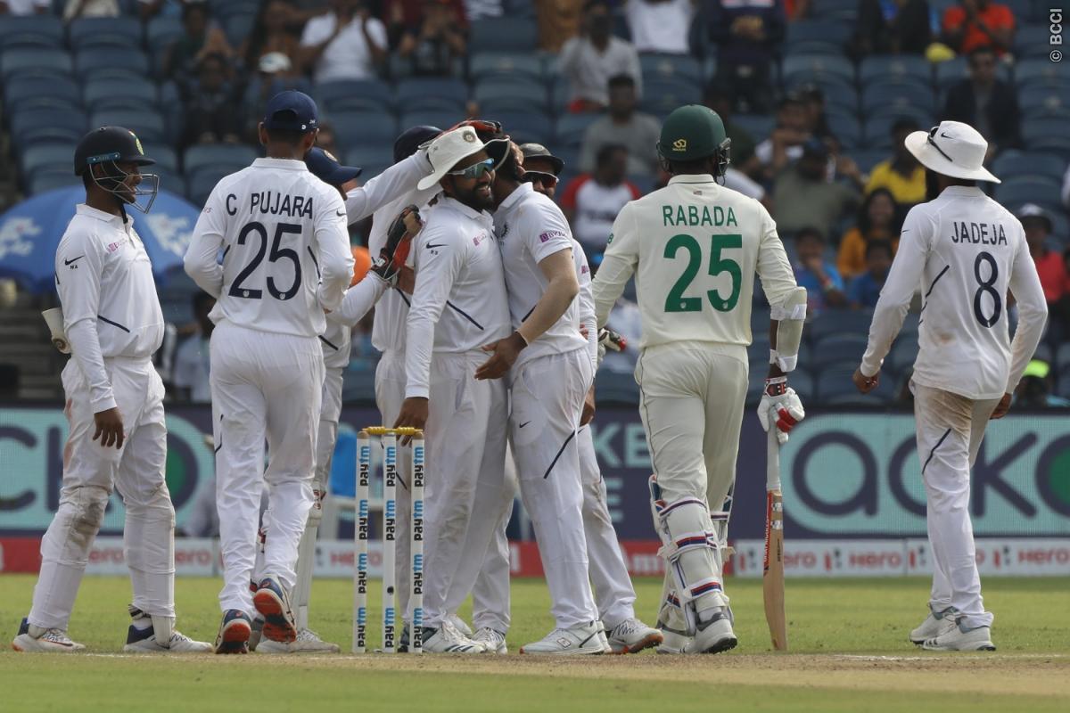IND vs SA : कंधे की चोट के चलते तीसरे टेस्ट मैच से बाहर हुए केशव महाराज, टीम इंडिया के लिए राहत 10