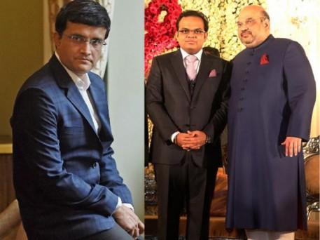 सौरव गांगुली को बीसीसीआई अध्यक्ष बनाने के लिए किसी चीज की डील नहीं हुई : अमित शाह 1