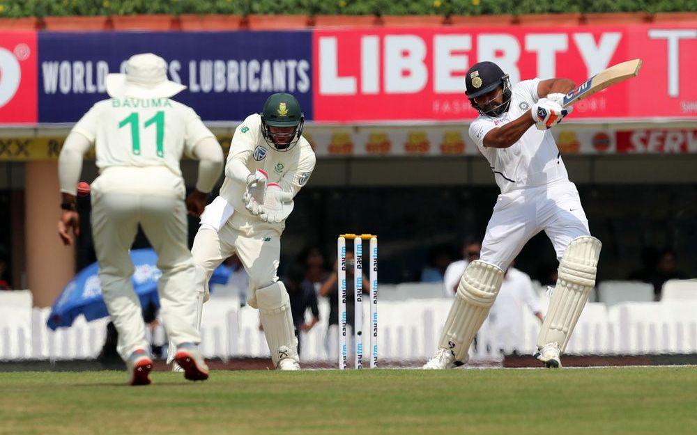 INDvSA: रोहित शर्मा ने टेस्ट ओपनर की जगह पक्की कर ली है: बल्लेबाजी कोच विक्रम राठौर 5