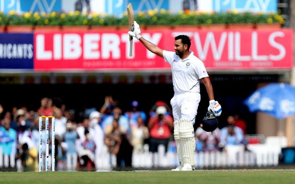 INDvSA, तीसरा टेस्ट: रोहित शर्मा के दोहरे शतक और उमेश यादव के छक्कों की बौछार के बाद भारत ने घोषित की पारी 6