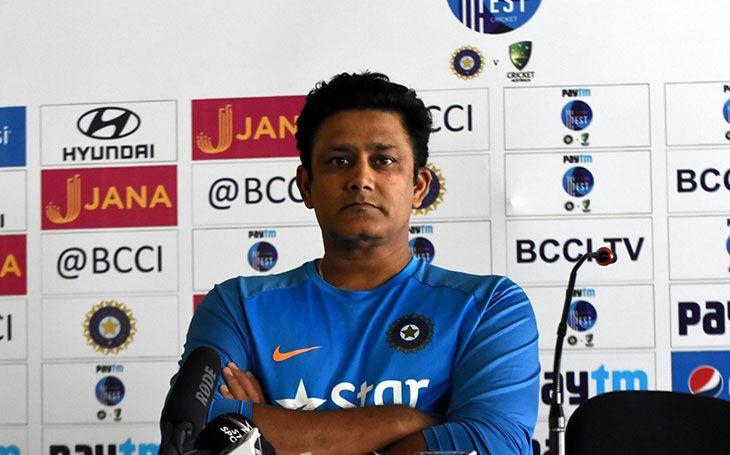 भारतीय टीम का दबदबा पूरी तरह से विश्व क्रिकेट में छाया हुआ : अनिल कुंबले 1