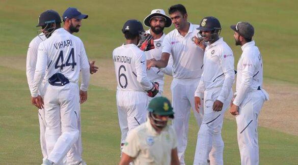 भारत और साउथ अफ्रीका के पहले टेस्ट के बाद आईसीसी टेस्ट चैंपियनशिप के पॉइंट्स टेबल की स्थिति 1