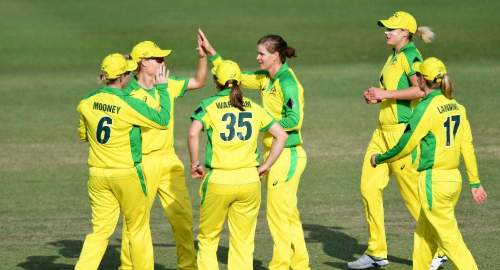 ऑस्ट्रेलिया महिला टीम ने लगातार जीत का अपना 20 साल पुराना रिकॉर्ड तोड़ा 2