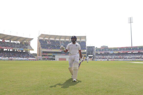 IND vs SA: 3rd Test: STATS: रांची के राजकुमार बने रोहित शर्मा और उमेश यादव, दूसरे दिन बने 22 रिकॉर्ड 27