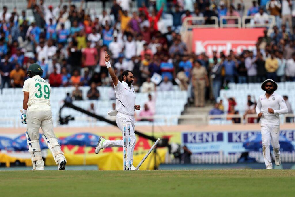 IND vs SA: 3rd Test: STATS: जीत की दहलीज पर पहुंची टीम इंडिया, तीसरे दिन बने 8 बड़े रिकॉर्ड 3