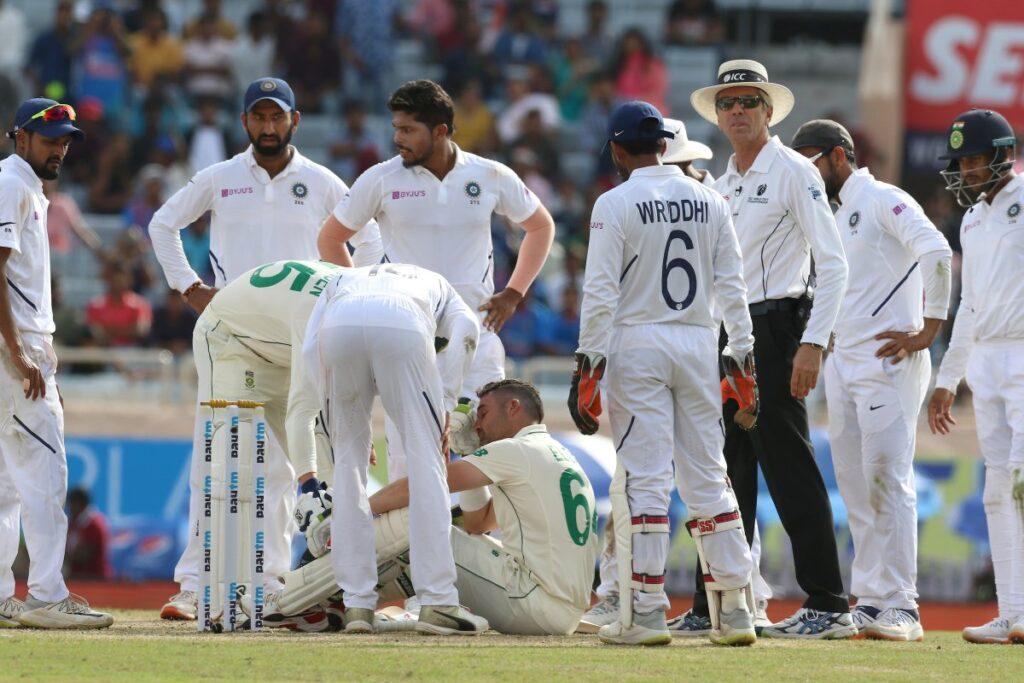 IND vs SA: 3rd Test: STATS: जीत की दहलीज पर पहुंची टीम इंडिया, तीसरे दिन बने 8 बड़े रिकॉर्ड 5