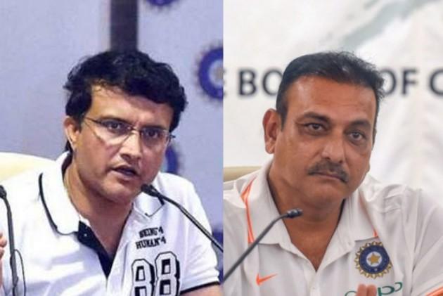 रवि शास्त्री कब तक रहेंगे भारतीय टीम के कोच? सौरव गांगुली ने दिया जवाब 1