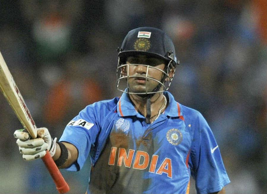 इस पाकिस्तानी गेंदबाज ने कहा, गौतम गंभीर मेरी गेंद भी नहीं देख पाता था 1