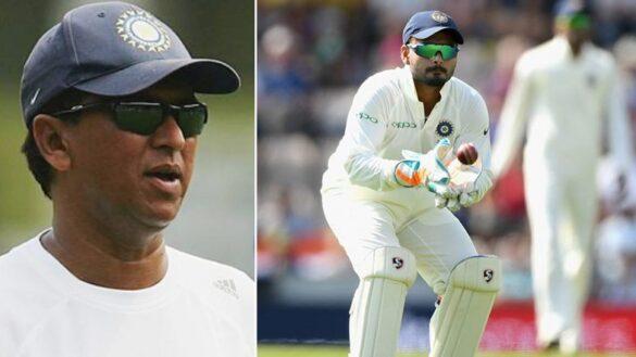 टेस्ट टीम से बाहर होने के बाद किरण मोरे के साथ इन कमियों पर काम कर रहे हैं ऋषभ पंत 14