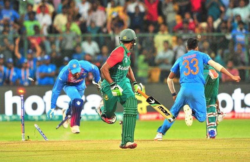 क्लब क्रिकेट में एक मैच के दौरान हुआ अनोखे अंदाज में रन आउट, यहाँ देखें वीडियो 3
