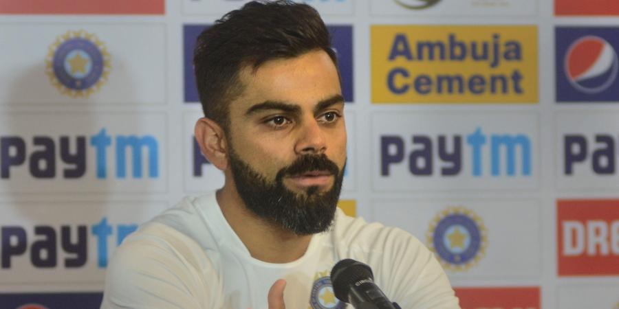 रोहित शर्मा की बल्लेबाजी पर फोकस करना बंद कीजिये : विराट कोहली 1