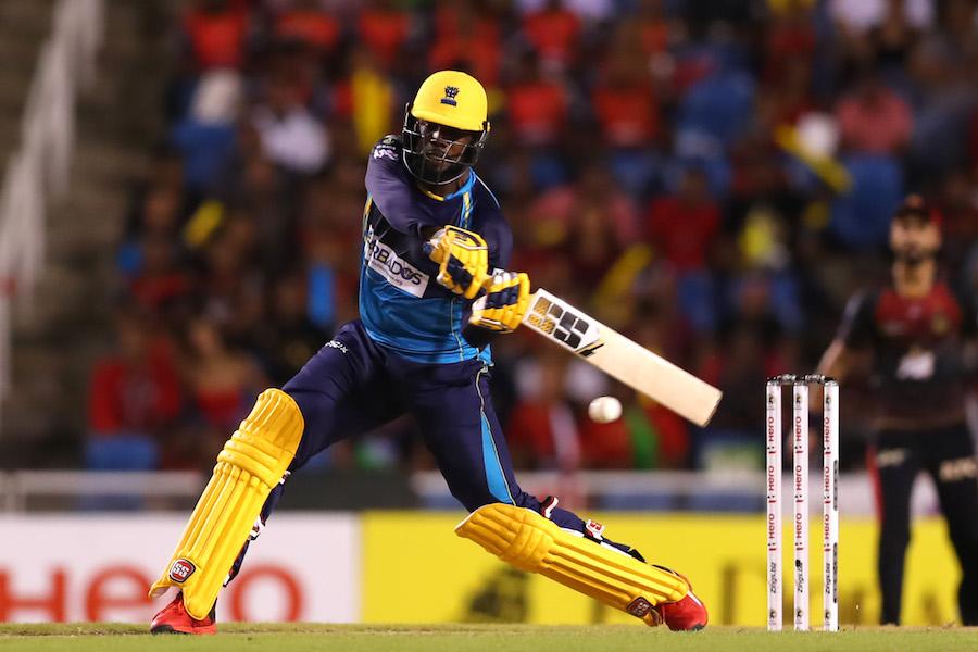 CPL 2019: फाइनल में विकेट लेने के बाद एश्ले नर्स ने कपिल शर्मा अंदाज में मनाया जश्न, कपिल ने दिया ऐसा रिएक्शन 3