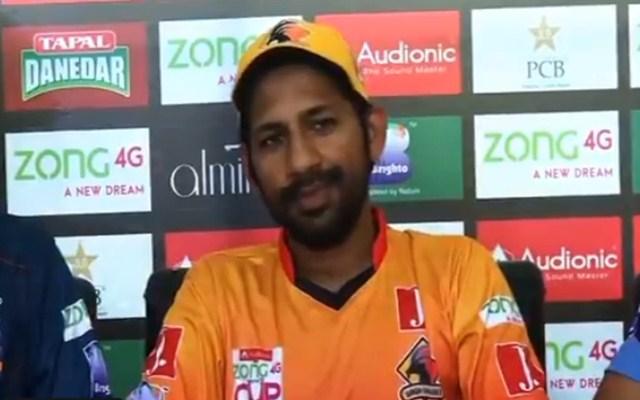पाकिस्तानी टीम में वापसी को लेकर आश्वस्त हैं सरफराज अहमद, कही यह बड़ी बात 1
