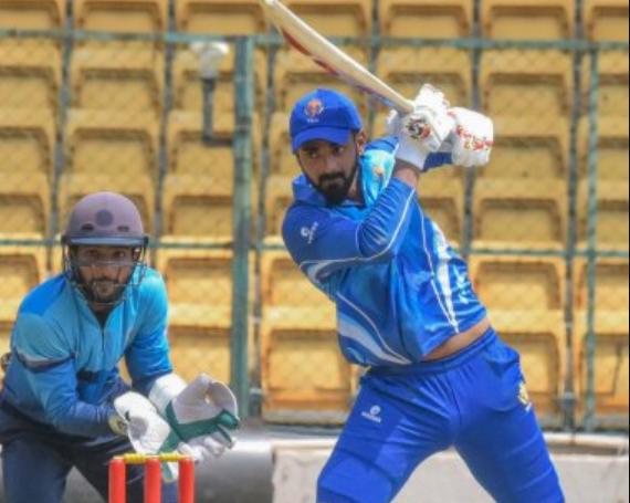 विजय हजारे ट्रॉफी: केएल राहुल की बेहतरीन बल्लेबाजी से पुडुचेरी को हारकर सेमीफाइनल में कर्नाटक 6