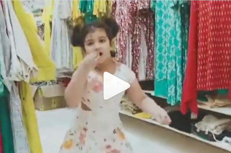 मोहम्मद शमी की बेटी ने भोजपुरी गाने पर किया ऐसा डांस, कर दी बड़े बड़े डांसर को हैरान 1