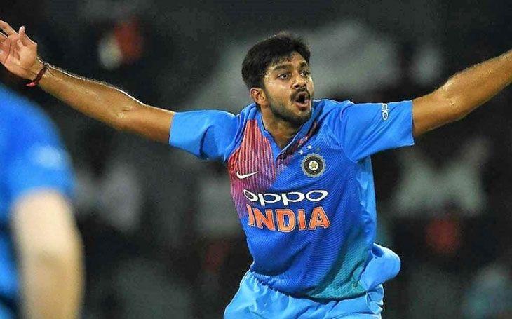 3 आलराउंडर भारतीय खिलाड़ी जल्द बना सकते हैं वनडे टीम में जगह 3