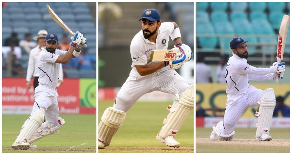 IND vs SA: 2nd Test: STATS: पुणे में जमकर गरजा विराट कोहली का बल्ला 5, 12 या 18 नहीं बने पूरे 22 विश्व रिकार्ड्स 16