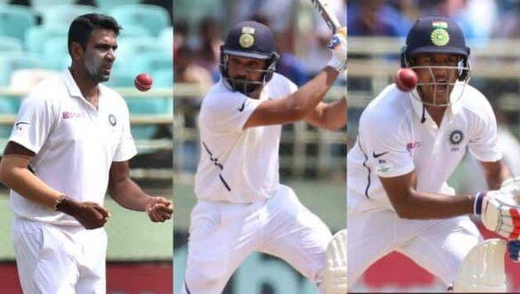 टेस्ट क्रिकेट टीम में भारत के इन तीन खिलाड़ियों ने लंबे समय के लिए पक्की कर ली है प्लेइंग इलेवन में जगह 12