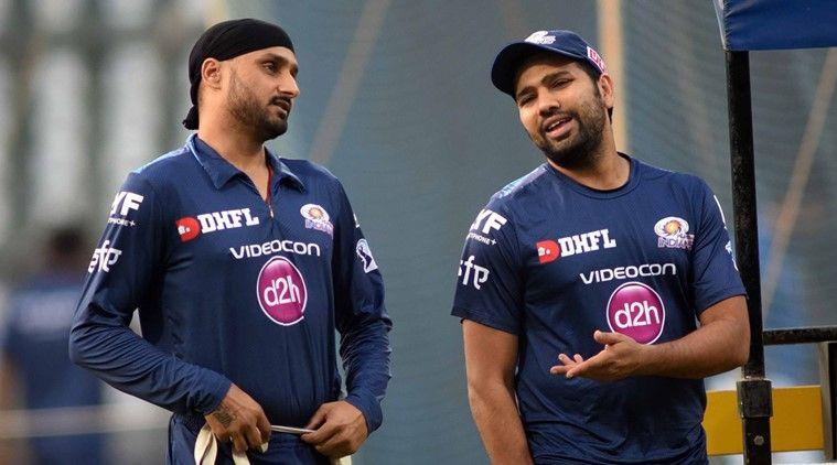 हरभजन सिंह ने टी20 में रोहित शर्मा और महेंद्र सिंह धोनी के कप्तानी की समानता को बताया 1