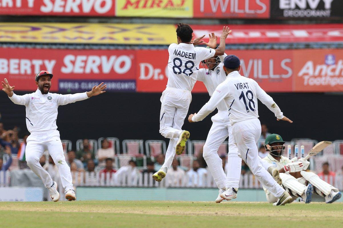 IND vs SA: 3rd Test: STATS: जीत की दहलीज पर पहुंची टीम इंडिया, तीसरे दिन बने 8 बड़े रिकॉर्ड 1