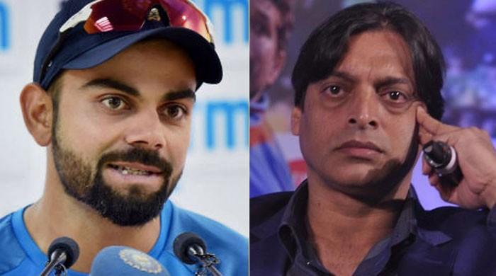 शोएब अख्तर ने विराट कोहली को बताया गेंदबाजों का कप्तान 1