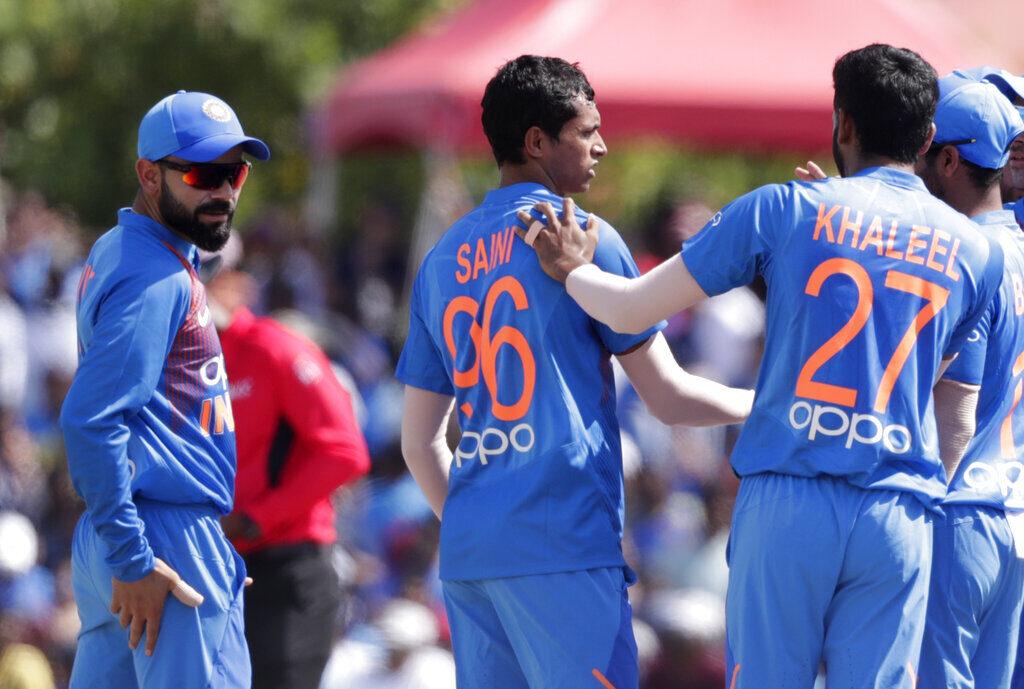 भारतीय टीम को लगा बड़ा झटका, स्टार खिलाड़ी वेस्टइंडीज के खिलाफ तीसरे वनडे से हुआ बाहर, इन्हें मिली जगह 3