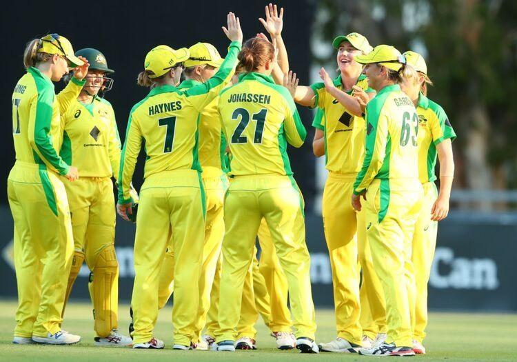 ऑस्ट्रेलिया महिला टीम ने लगातार जीत का अपना 20 साल पुराना रिकॉर्ड तोड़ा 4