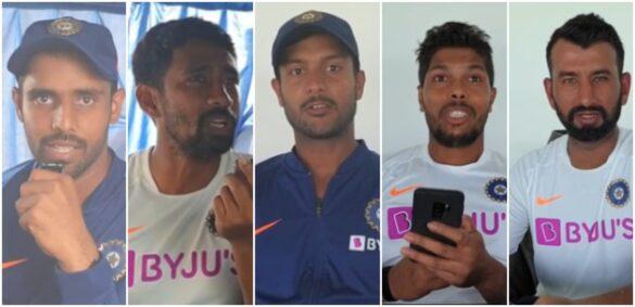 भारतीय टीम के खिलाड़ियों ने दिया रैपिड फायर सवाल के मजेदार जवाब, देखें वीडियो 31